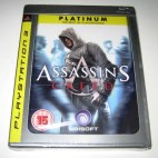 PS3: Assassins Creed (käytetty)