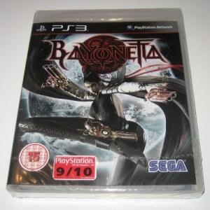 PS3: Bayonetta (käytetty)