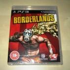 PS3: Borderlands (käytetty)
