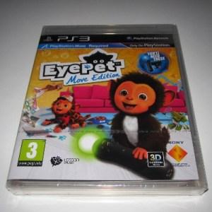 PS3: EyePet Move Edition (käytetty)