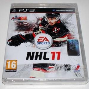 PS3: NHL 11 (käytetty)