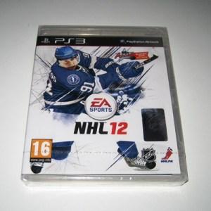 PS3: NHL 12 (käytetty)