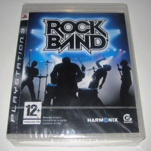 PS3: Rock Band (käytetty)
