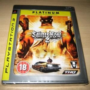 PS3: Saints Row 2 (käytetty)