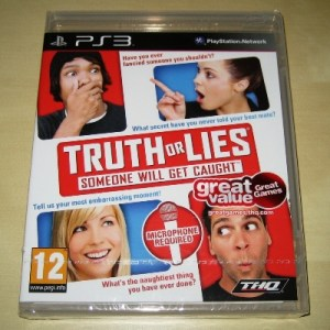 PS3: Truth or Lies - Someone Will Get Caught