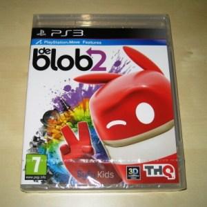 PS3: DeBlob 2