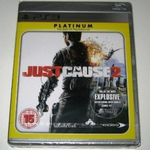 PS3: Just Cause 2 (käytetty)