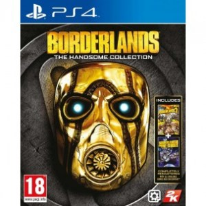 PS4: Borderlands: The Handsome Collection (käytetty)