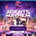 PS4: Agents of Mayhem - Day One Edition (käytetty)