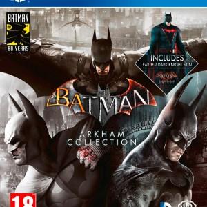 PS4: Batman Arkham Collection