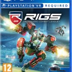 PS4: PS4 VR Rigs: Mechanized Combat League