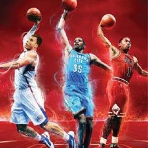 PSP: NBA 2K13 (käytetty)