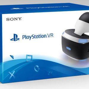 PS4: PlayStation VR PS4-virtuaalilasit (käytetty)