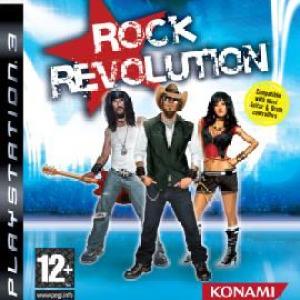 PS3: Rock Revolution