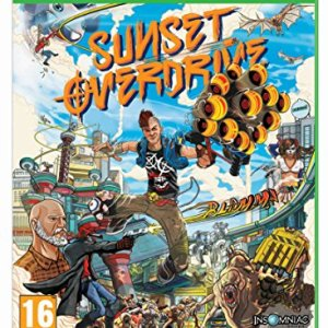 Xbox One: Sunset Overdrive