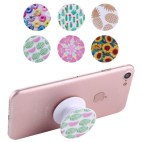 Mobile Phone Holder Stand with Car Bracket & Winder Function (Watermelons)