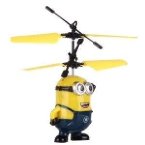 Despicable Me Style Infrared Induction Automatic Floating Flyer with Minion