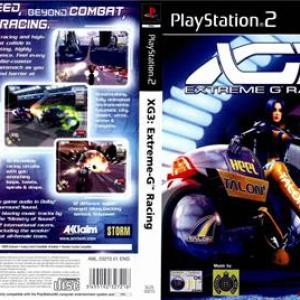 PS2: XG3 : Extreme-G Racing (käytetty)