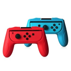 Switch: Left and Right Game Handle Grip Controller for Nintendo Switch Joy-con