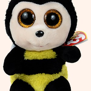 TY Beanie Boos BUZBY - Bee reg