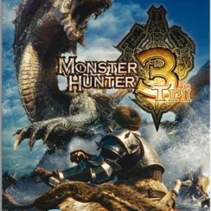 Wii: Monster Hunter 3 - Tri