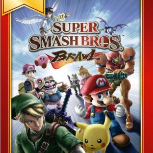 Wii: Nintendo Selects : Super Smash Bros. Brawl