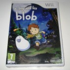 Wii: A Boy and his Blob (käytetty)