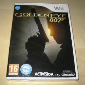 Wii: 007 GoldenEye (käytetty)