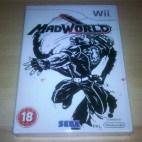 Wii: MadWorld (käytetty)