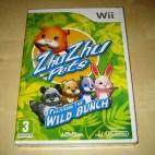 Wii: Zhu Zhu Pets: Wild Bunch (käytetty)
