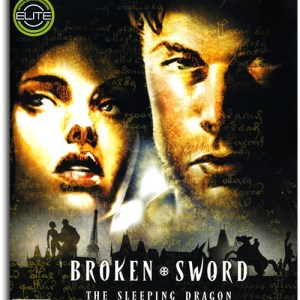 Xbox: Broken Sword: The Sleeping Dragon (käytetty)