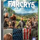 Xbox One: Far Cry 5 (käytetty)