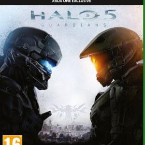 Xbox One: Halo 5: Guardians (käytetty)