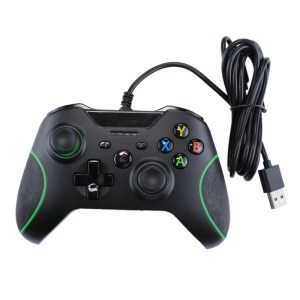 Xbox One: Wired USB Game Controller Gamepad for XBOX ONE Console / PC