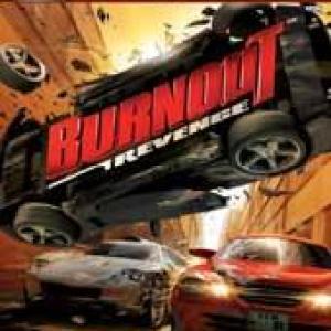 Xbox: Burnout 4: Revenge (käytetty)