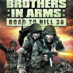 Xbox: Brothers in Arms: Road to Hill 30 (käytetty)