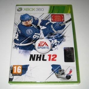 Xbox 360: NHL 12 (käytetty)
