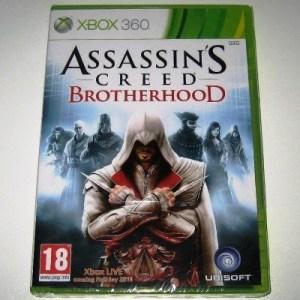 Xbox 360: Assassins Creed: Brotherhood (käytetty)