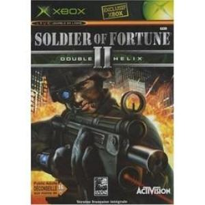Xbox: Soldier of Fortune II: Double Helix (käytetty)