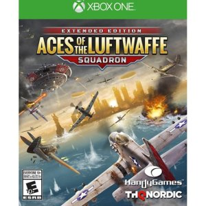 Xbox One: Aces of the Luftwaffe - Squadron Extended Edition