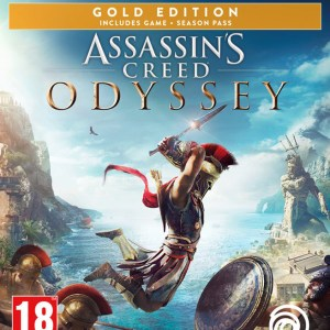 PS4: Assassin´s Creed Odyssey Gold Edition