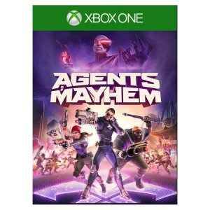 Xbox One: Agents of Mayhem