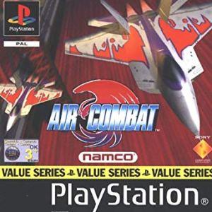 PS1: Air Combat (käytetty)
