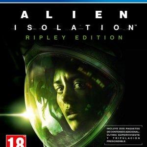 PS4: Alien Isolation (Ripley edition) (käytetty)