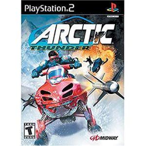 PS2: Artic Thunder (käytetty)