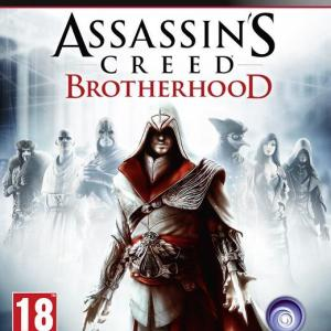 PS3: Assassins Creed: Brotherhood (käytetty)