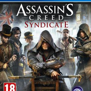 PS4: Assassins Creed Syndicate
