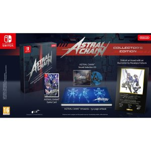 Switch: Astral Chain Collectors Edition