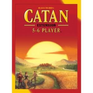 of Catan? 5 & 6 PThe Settlerslayer Extension?