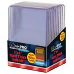 UP – Toploader – 3 x 4 Super Thick 180PT (10 pieces)